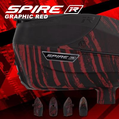 LOADER VIRTUE SPIRE IR - GRAPHIC RED
