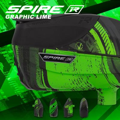 LOADER VIRTUE SPIRE IR - GRAPHIC LIME
