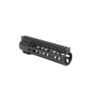 TIBERIUS FIRST STRIKE - GARDE MAIN M-LOK FLOTTANT METAL T15 - 7 POUCES