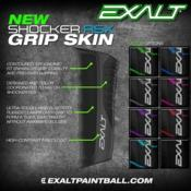 EXALT - GRIP SKIN - PROTECTION DE REGULATEUR SHOCKER RSX / XLS – NOIR