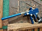 PAINTBALL GARAGE - LANCEUR D'OCCASION - SMART PARTS NERVE - BLEU BRILLANT
