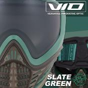 VIRTUE - MASQUE VIO CONTOUR II - DARK SLATE GREEN